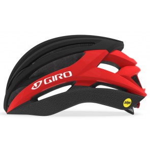 Kask szosowy GIRO SYNTAX INTEGRATED MIPS matte black bright red roz. M (55-59 cm) (NEW)