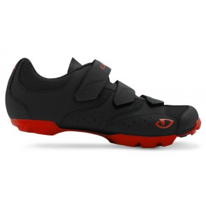 Buty męskie GIRO CARBIDE R II black red roz.45 (NEW)