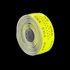 FI'ZI:K Owijka Superlight Glossy Żółta Fluo z logo Fi'zi:k