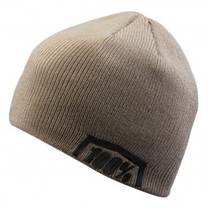 Czapka 100% ESSENTIAL Beanie warm grey (NEW)
