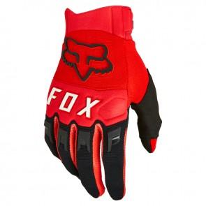 Rękawiczki FOX Dirtpaw czerwony