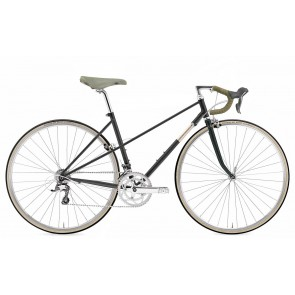 Creme Cycles Rower ECHO MIXTE DOPPIO BLACK 18s M 51