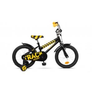 """Rower dziecięcy ACCENT Track 16"""" czarny"""