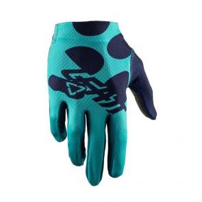 Leatt Rękawice Dbx 1.0 Mint Kolor Granatowy/niebieski
