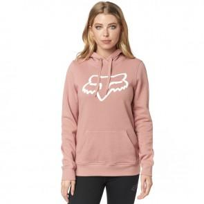 Fox Lady Z Kapturem Centered Blush bluza