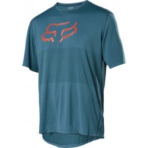 Koszulka Rowerowa Fox Ranger Foxhead Maui Blue