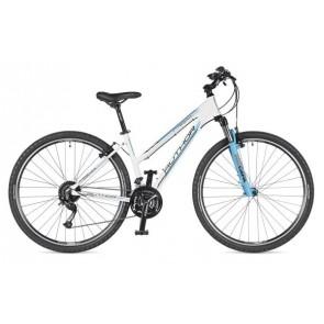 """INTEGRA 29 17"""" biało/niebieski, rower AUTHOR'19"""