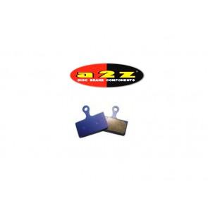 A2Z AZ-635 Shimano XT/XTR/SLX Blue klocki hamulcowe