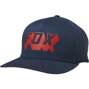 Czapka Z Daszkiem Fox Bnkz Se Flexfit Midnight S/m