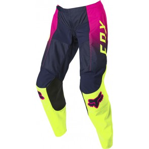 Spodnie FOX Lady 180 Voke żółty