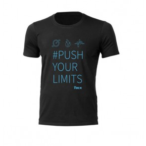 T-shirt Tacx - PushYourLimits