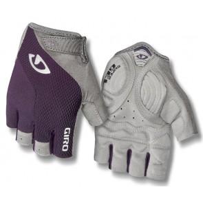 Rękawiczki damskie GIRO STRADA MASSA SG krótki palec dusty purple white roz. S (obwód dłoni 153-169 mm / dł. dłoni 153-160 mm) (NEW)