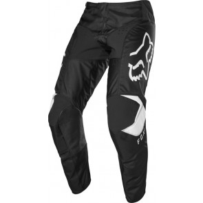 Spodnie Fox 180 Prix Black/white 32
