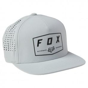 Czapka z daszkiem FOX Badge Snapback OS szary