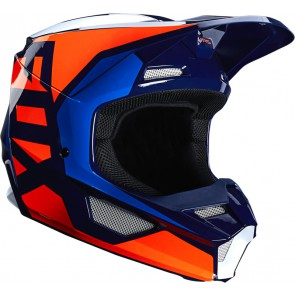 Kask Fox V-1 Lovl Orange/blue