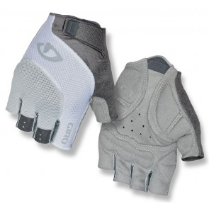 Rękawiczki damskie GIRO TESSA GEL krótki palec grey white roz. XL (NEW)