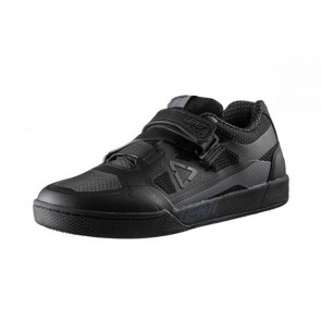 Leatt (2020/2021) Buty Rowerowe Dbx 5.0 Clip Shoe Granite Kolor Czarny Rozmiar 41.5 / 26 Cm  [c]