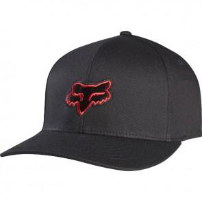 Czapka Z Daszkiem Fox Junior Legacy Black/red Yos