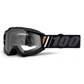 Gogle 100% ACCURI OFF (Szyba Przezroczysta Anti-Fog) (NEW)   I (Szyba Przezroczysta Anti-Fog) (NEW)