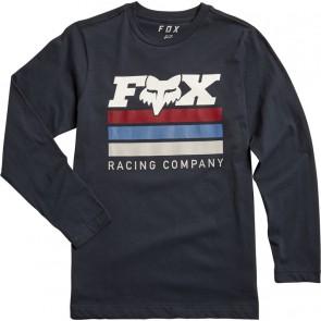 Koszulka Fox Junior Z Długim Rękawem Street Legal Midnight Ym
