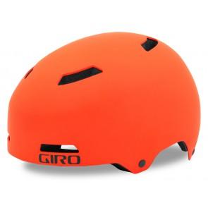 GIRO QUARTER FS kask bmx pomarańczowy
