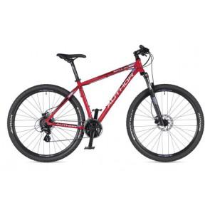 """IMPULSE 29 17"""" czerwono/czarny, rower AUTHOR'19"""