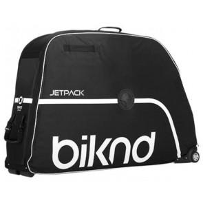 Torba na rower Jetpack, czarna