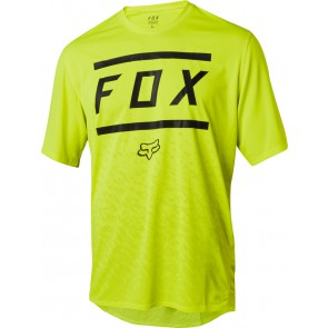 FOX RANGER BARS JERSEY-żółty-L