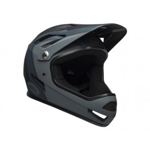 BELL SANCTION presences matte black kask