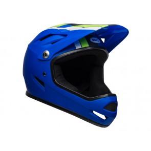 BELL SANCTION agility matte blue green kask