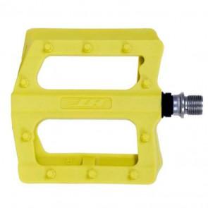 Pedały HT-PA12 neon yellow