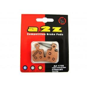 Klocki hamulcowe a2z Gold AZ-175S Magura MT5