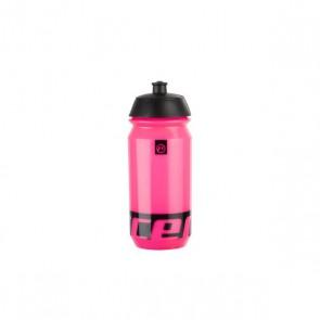 Accent Bidon Peak różowy fluo-czarny 500 ml