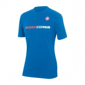 Castelli T-Shirt Rosso Corsac t-shirt
