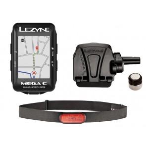 Komputer rowerowy LEZYNE MEGA C GPS HRSC Loaded (NEW)