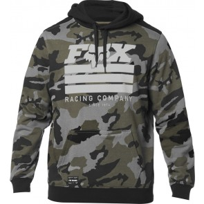 Bluza Fox Z Kapturem Street Legal Camo L