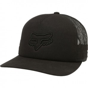 Czapka Z Daszkiem Fox Lady Head Trik Trucker Black Os