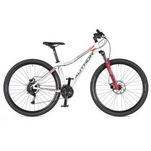 """SOLUTION ASL 29 18"""" biało/czerwony, rower AUTHOR'19"""