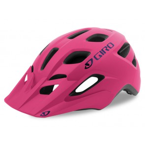 Kask mtb GIRO TREMOR INTEGRATED MIPS matte bright pink roz. Uniwersalny (50-57 cm) (NEW)