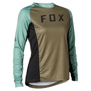 Jersey FOX Lady Defend Olive Green