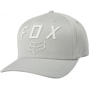 Czapka Z Daszkiem Fox Number 2 Flexfit Grey/light Grey L/xl