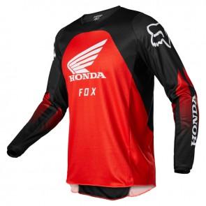 Jersey FOX 180 Honda czarny/czerwony