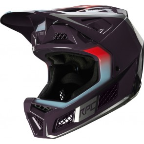 Fox Kask Rampage Pro Carbon Daiz Dark Purple