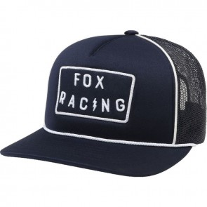 Czapka Z Daszkiem Fox Lady Bolt Trucker Light Indigo Os