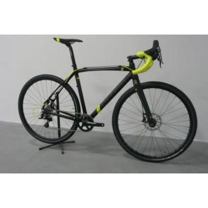 Rower przełajowy CX-ONE PRO czarno-żółty fluo M