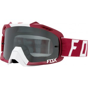 Gogle Fox Air Defence Preest Dark Red - Szyba Grey