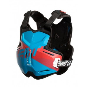 Leatt Chest Protector 2.5 ROX Blue/Red zbroja