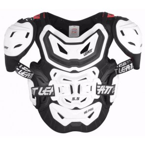 Leatt Chest Protector 5.5 Pro HD White zbroja