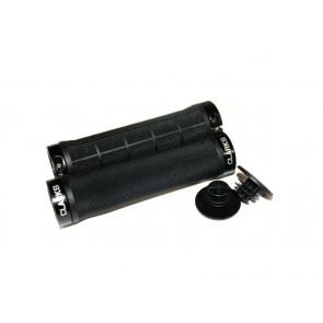 CLARK's CL-G309 lock-on czarne gripy