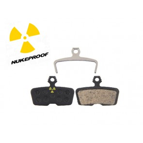 Nukeproof Avid Code-Code R 2011 klocki półmetaliczne